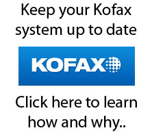 help to upgrade your Kofax system